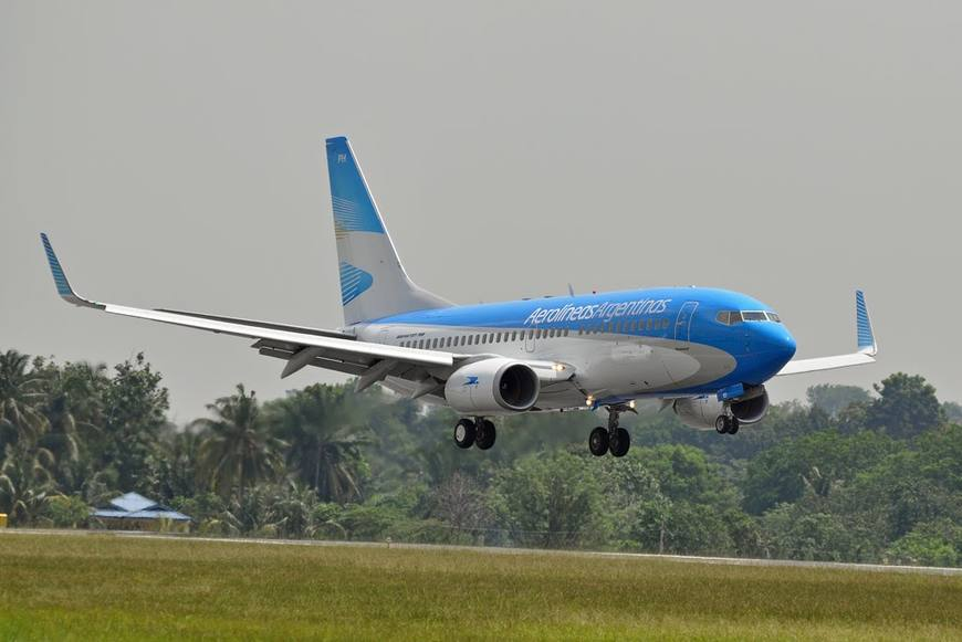 Para el CEO de Aerolíneas, el problema es la gestión, no los gremios