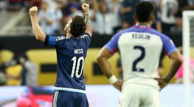 """Lionel """"Skywalker"""" Messi, tuvo un partido de otra galaxia"""