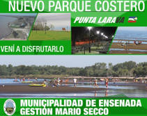 Nuevo Parque Costero de Ensenada